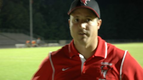 Head football coach John Phillips resigning