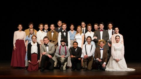 """Fall play """"Our Town"""" photo gallery"""