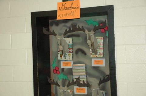 Classroom door decorating contest photo gallery