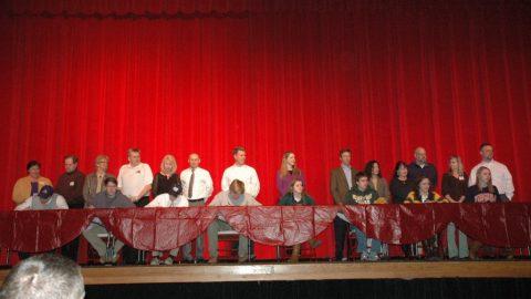 Godwin national signing day