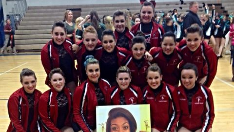 Godwin dance team places first at 2014 Dance Team Invitational