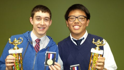 GHS Debate team wins state championship