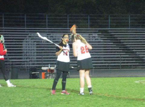 Girls lacrosse Godwin v. Glen Allen 4-28-14
