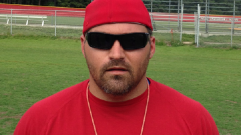 McPherson named head football coach