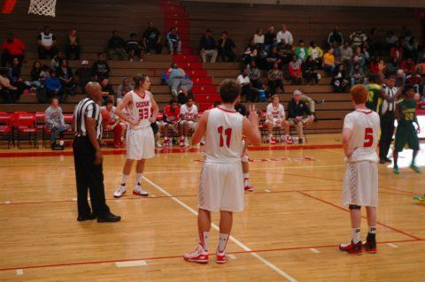 Boy's basketball wrap up