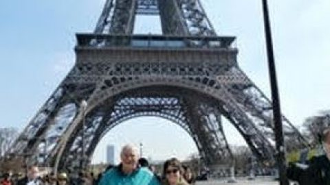 Longtime Godwin teacher drawn to Paris by history and Secret Service