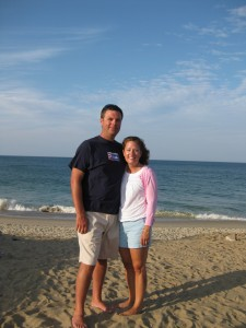 Head of Guidance Meredith Holder visits the Outer Banks in North Carolina.