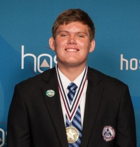 Godwin student places first in physical therapy at HOSA state leadership conference