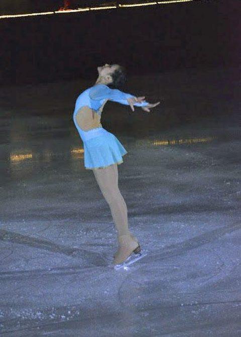 Godwin figure skater wins $10,000 Scholarship