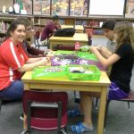 Students partake in Mindfulness activities, including crafts, relaxation techniques, and drawing.