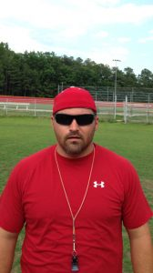 Photo courtesy Eagles' Eyrie Logan McPherson has resigned as varsity football coach.