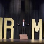 Photo courtesy Michael Whitty Michael Whitty is crowned the 2017 Mr. MG.
