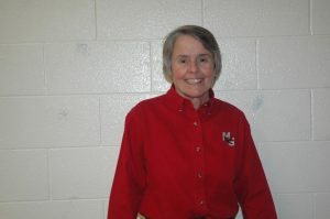 Health and PE teacher Penny Stevens joined the GHS Hall of Fame in January.