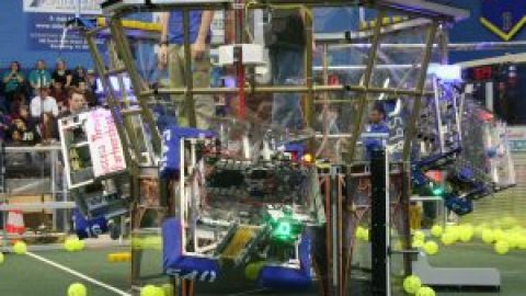 Godwin robotics wins districts