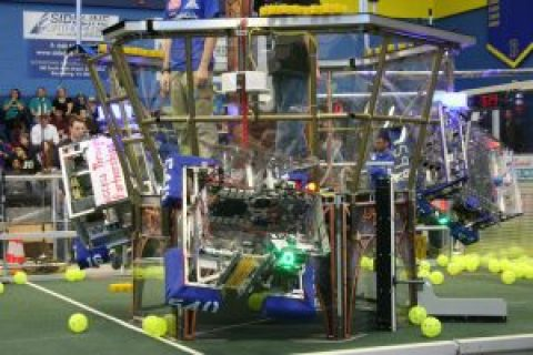 Godwin robotics wins districts