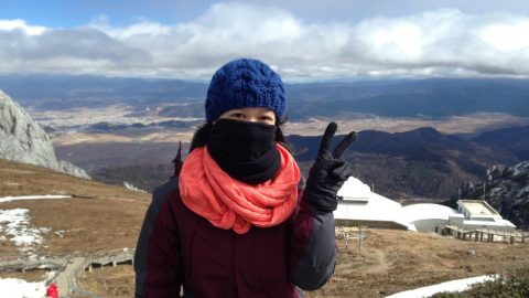 Eagle does missionary work in China- by Editor-in-Chief Olivia Carey