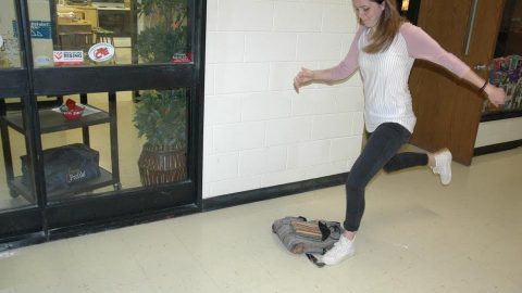 WARNING: Outbreak of disease wipes out senior class- by Photographer Reagan Richmond