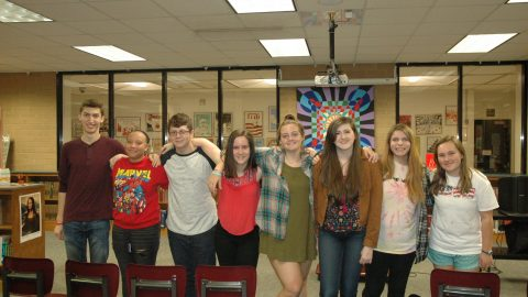 Lit Mag hosts poetry day