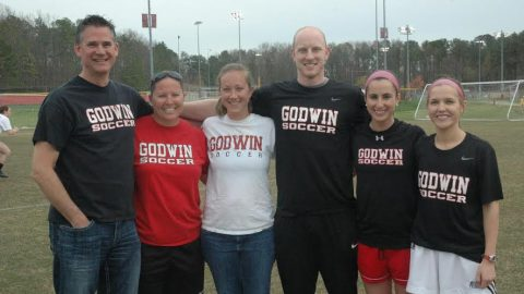 Girls soccer coached by former eagles- By Assistant Editor-in-Chief Sarah York
