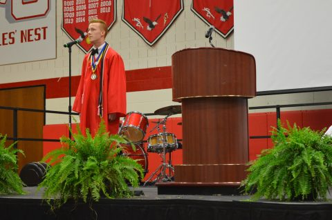 Godwin Baccalaureate 2016-2017- photos Julia Grossman