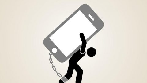 Cellphone addiction? A generation of tech-aholics- by J-1 Correspondent Isaac Hull