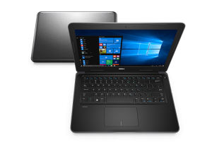 The new model, Dell Latitude 3380, to replace the current Dell model in the 2017-2018 school year. photo Google Images