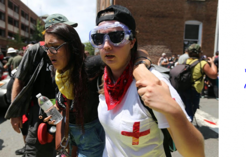 Violence Reaches Charlottesville
