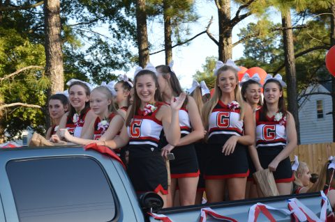 Homecoming Parade 2017