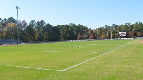 Artificial turf is coming to Godwin