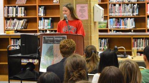 Godwin's Literary Magazine Hosts 2018 Poetry Day