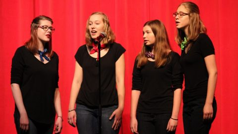 Godwin showcases talent at the Variety Show