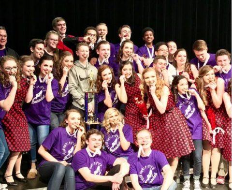 """Godwin show choir drops a """"Bombshell"""""""