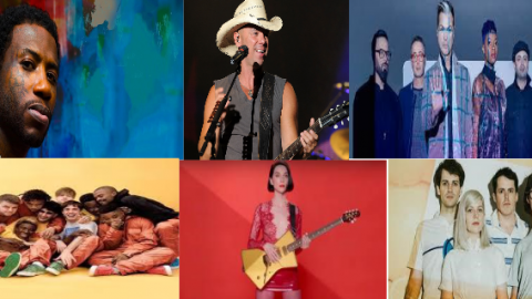 Spring Concerts – A list of popular artists coming to Virginia