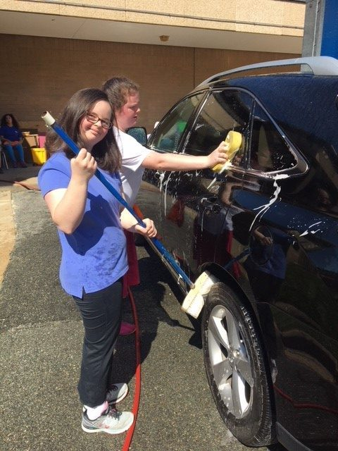 Exceptional Education Carwash Fundraiser