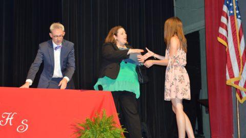 Senior Awards Assembly 2017-18