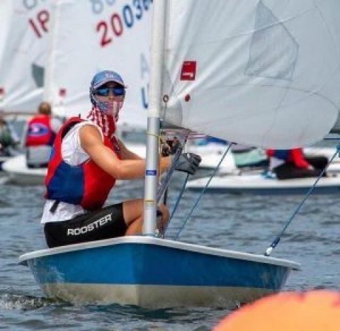 Smooth sailing for Godwin senior