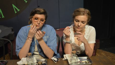 Radium Girls lights up Godwin stage