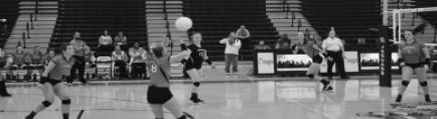 Girls volleyball completes undefeated regular season