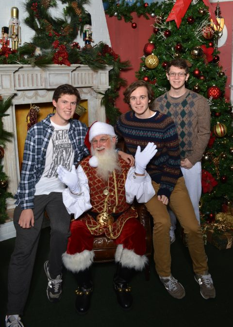 The victory lap:  a Santa Claus review