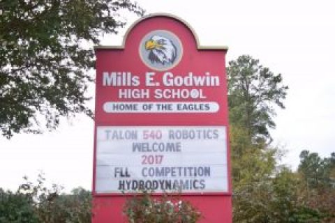 Godwin goes digital with new marquee