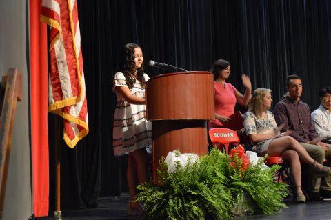 Senior Awards Assembly Class of 2019