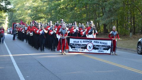 Homecoming Parade Gallery