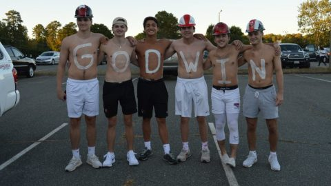 Homecoming Football Game Gallery