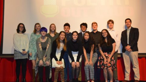 Poetry Out Loud Gallery