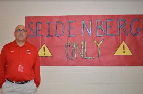GHS teacher returns after a battle for life