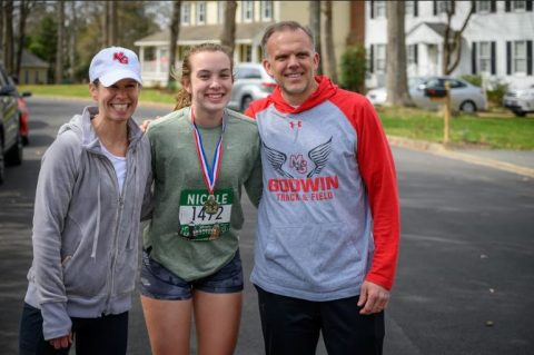Nicole Hays's Virtual  Marathon